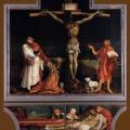 Matthias Grünewald (ca. 1475-1528) Crucifixion Isenheim Altar (1512-1516)