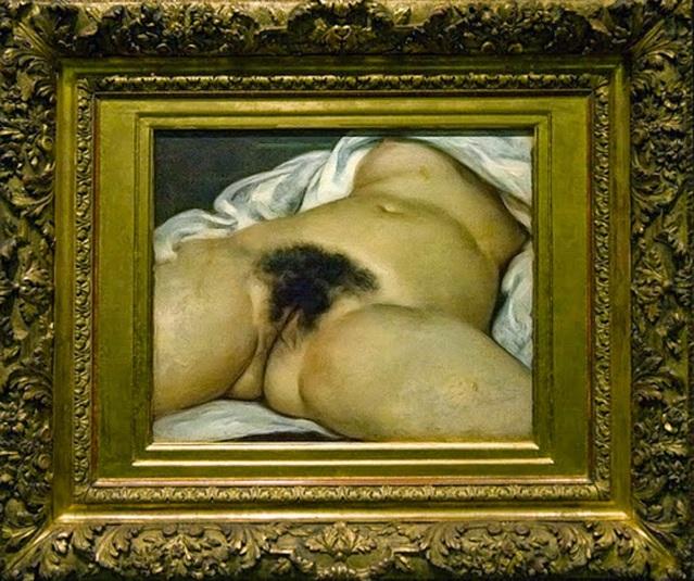 Courbet: El origen del mundo