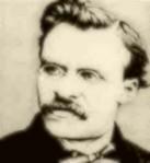 Nietzche en 1876, 32 años