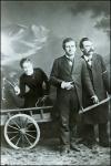 Nietzshce, Paul Ree, Lou Von Salome en 1882, 38 años