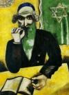 Marc Chagall. Rabino. 1912