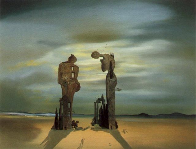 Dalí: Ángelus