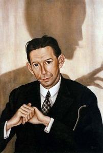 Christian Schad, Dr. Haustein. 1928