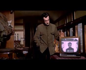 Alex Scott (La vida de Henry Brulard de Stendhal), en Farenheit 451 (François Truffaut, 1966)