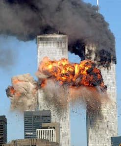 World Trade Center, 11 de septiembre de 2001