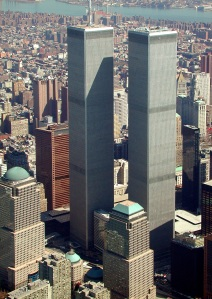 World Trade Center, Marzo de 2001.