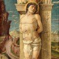 Andrea Mantegna: San Sebastián, 1470, Kunsthistorisches Museum, Viena.