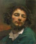 Courbet: Autorretrato con pipa, 1848, Museo Fabre, Montpellier