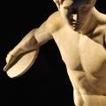 Mirón, s. V a. C., Discóbolo, Museo Británico