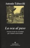 Antonio Tabucchi: La oca al paso