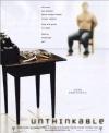 Cartel de Unthinkable (Jordan, 2010)