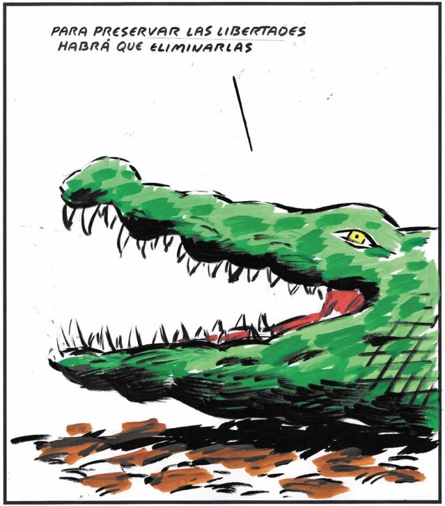 El Roto, El País, 12/2/2015
