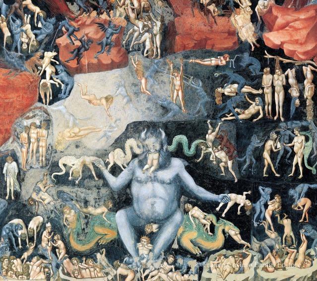Giotto: Cappella degli Scrovegni, s. XIV