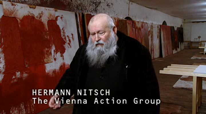 Hermann Nitsch, accionismo vienés