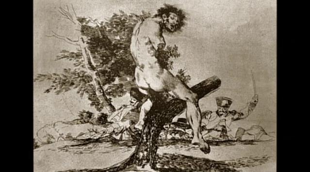 Caprichos de Goya