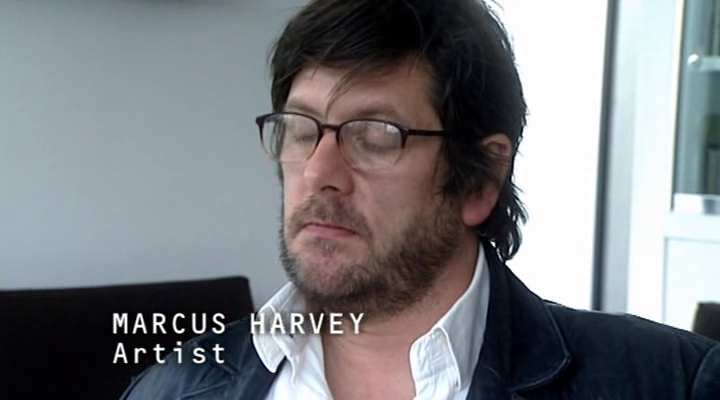 Marcus Harvey: Myra (1995)