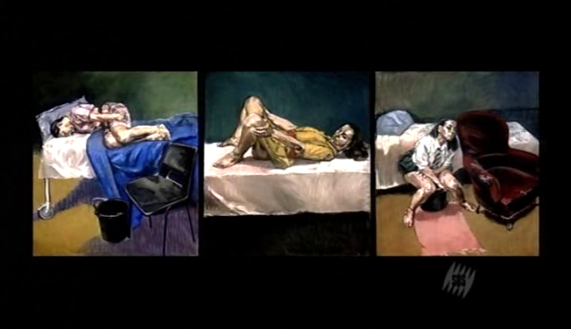 Paula Rego: Abortion series