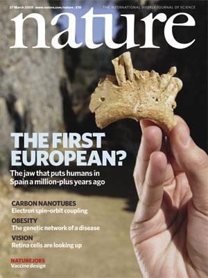 ¿Los primeros europeos?