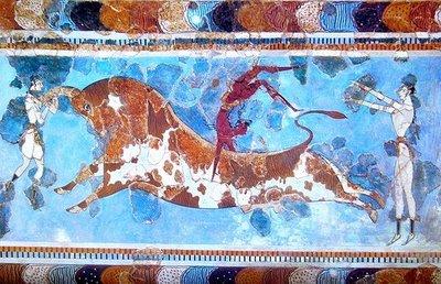 Palacio de Cnossos, Creta