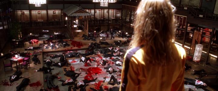 Quentin Tarantino; Kill Bill (vol. 1), 2003.
