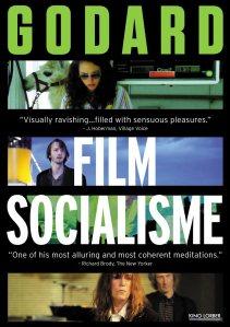 Cartel de Film Socialisme (Godard, 2010)