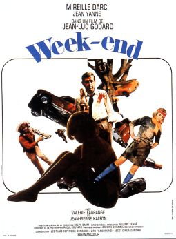 Cartel Week-end (Godard, 1967)