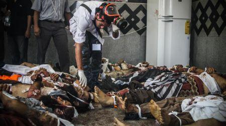 © Mosa'ab Elshamy, http://www.eldiario.es/internacional/Fotogaleria-enfrentamientos-Hermanos-Musulmanes-cientos_12_164603540.html