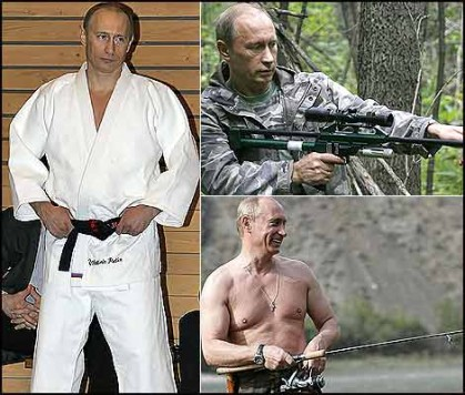 Vladímir Vladímirovich Putin
