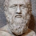 Busto de Platón museos vaticanos