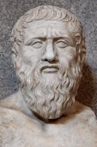 Busto de Platón en Museos Vaticanos