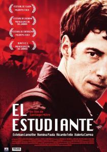 Cartel de El Estudiante (Santiago Mitre, 2011)