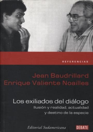 noailles y baudrillard los exiliados del dialogo