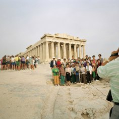 British photographer Martin Parr.
