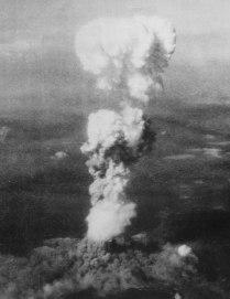 La bomba de 15 kilotones lanzada sobre Hiroshima el 5 de agosto de 1945 a las 8.15 am.