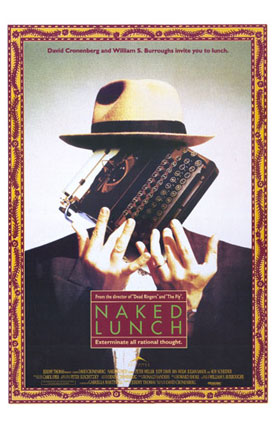Naked Lunch (Cronenberg, 1991)