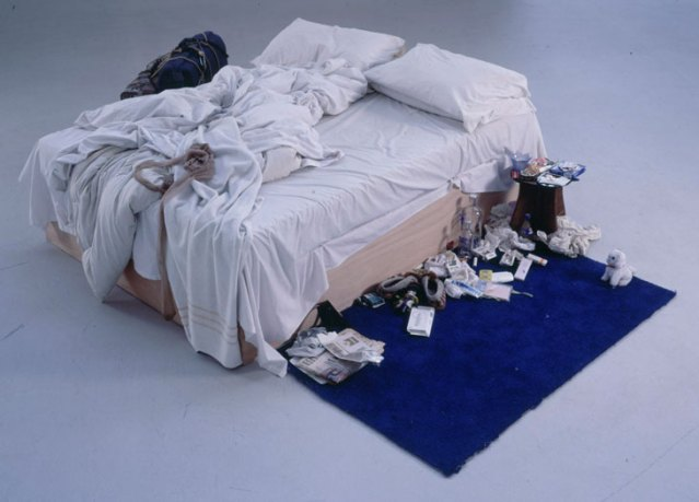 Tracey Emin: My bed