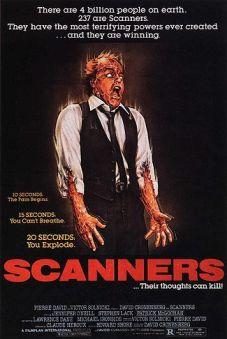 Scanners (Cronenberg, 1981)