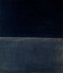 1969-1970 Sin título (Negro sobre gris) The Guggenheim Museum, Nueva York
