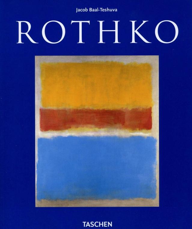 Jacob Baal-Teshuva Rothko Taschen 2006