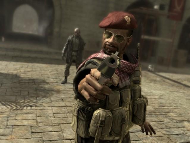 El típico árabe representado en los videojuegos