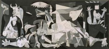 Pablo Picasso: Guernica (1937)