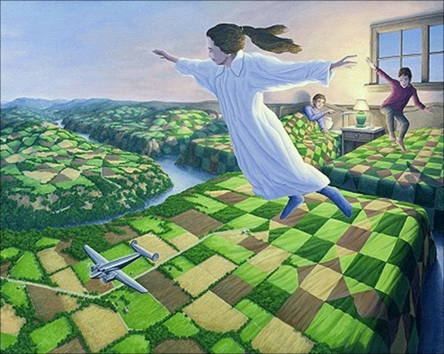 Rob Gonsalves: Bedtime Aviation