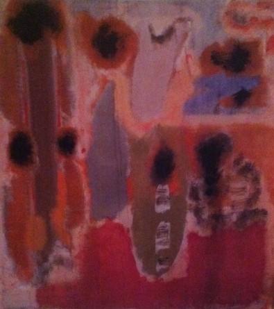 Rothko, Sin título, 1947