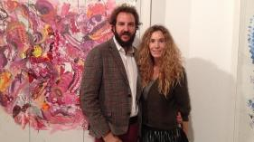 Blanca Cuesta y Borja Thyssen (2013)