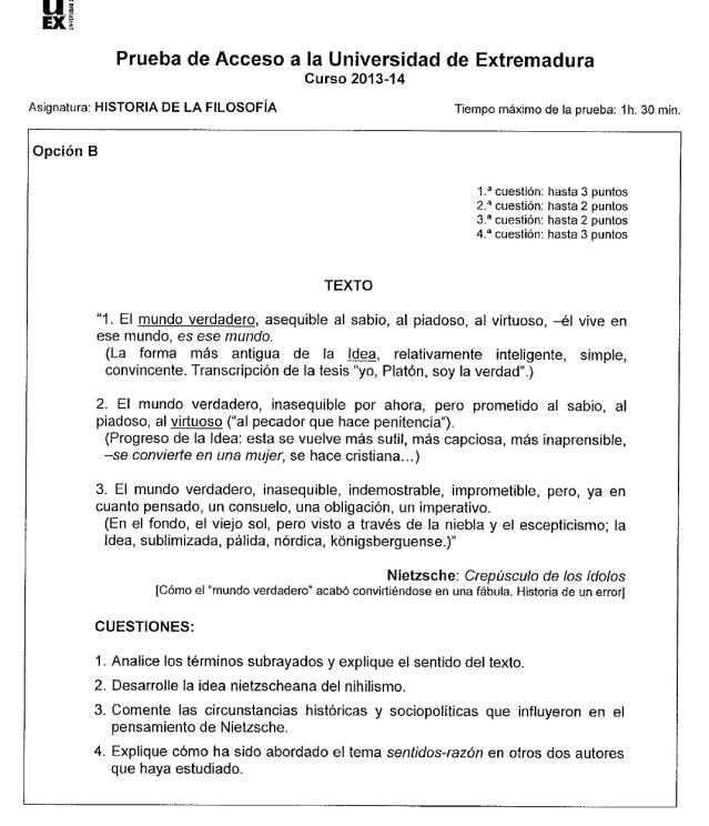 examen historia filosofia pau 2014 julio b