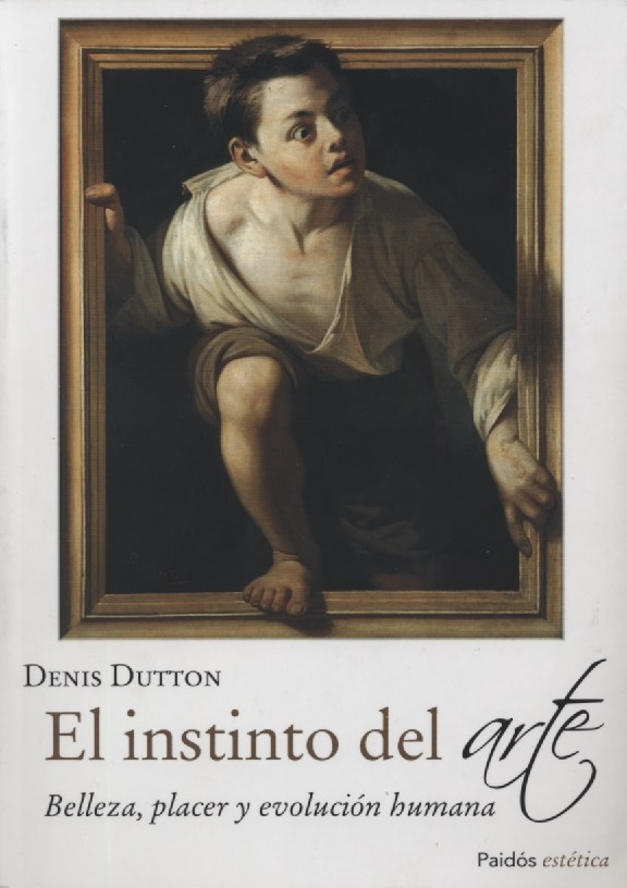 dutton el instinto del arte