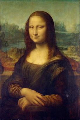 Leonardo: Mona Lisa (1503-1519)