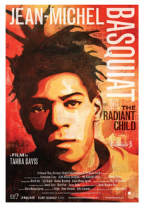 Jean Michael Basquiat: The Radiant Child (Tamra Davis, 2010)