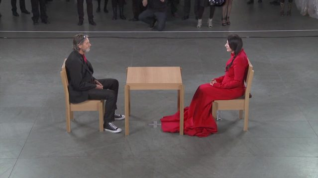 Marina Abramović: The Artist is Present (2012)