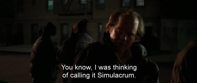 Synecdoque, New York